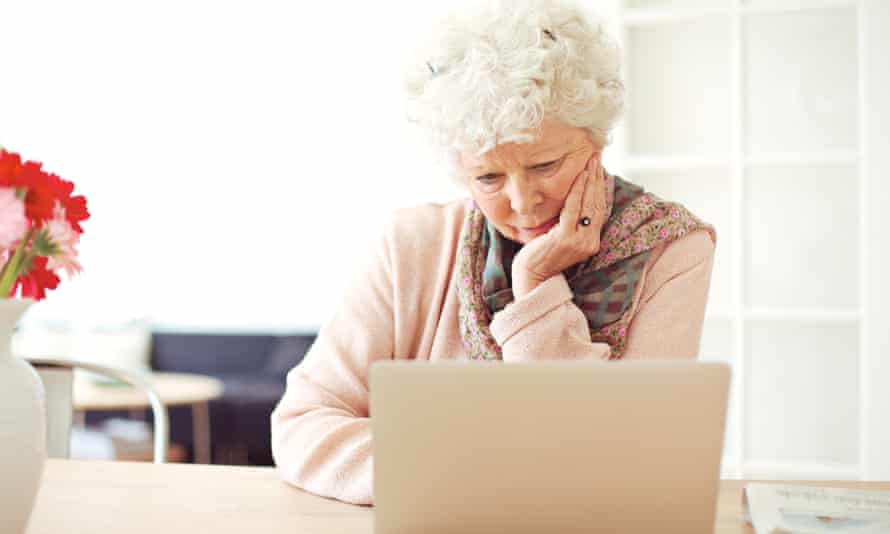 After searching online for suitable retirement investments, the persuasive phone calls from 'Saga' started.