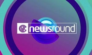 The Newsround logo