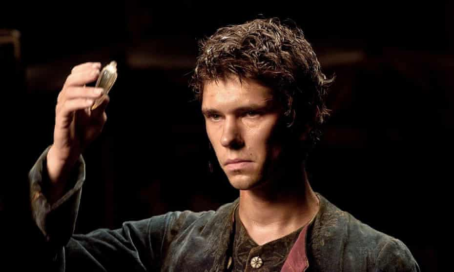 Ben Whishaw in Perfume: The Story of a Murderer ... 'the sole exception to the unhappy marriage of perfume and movies.'