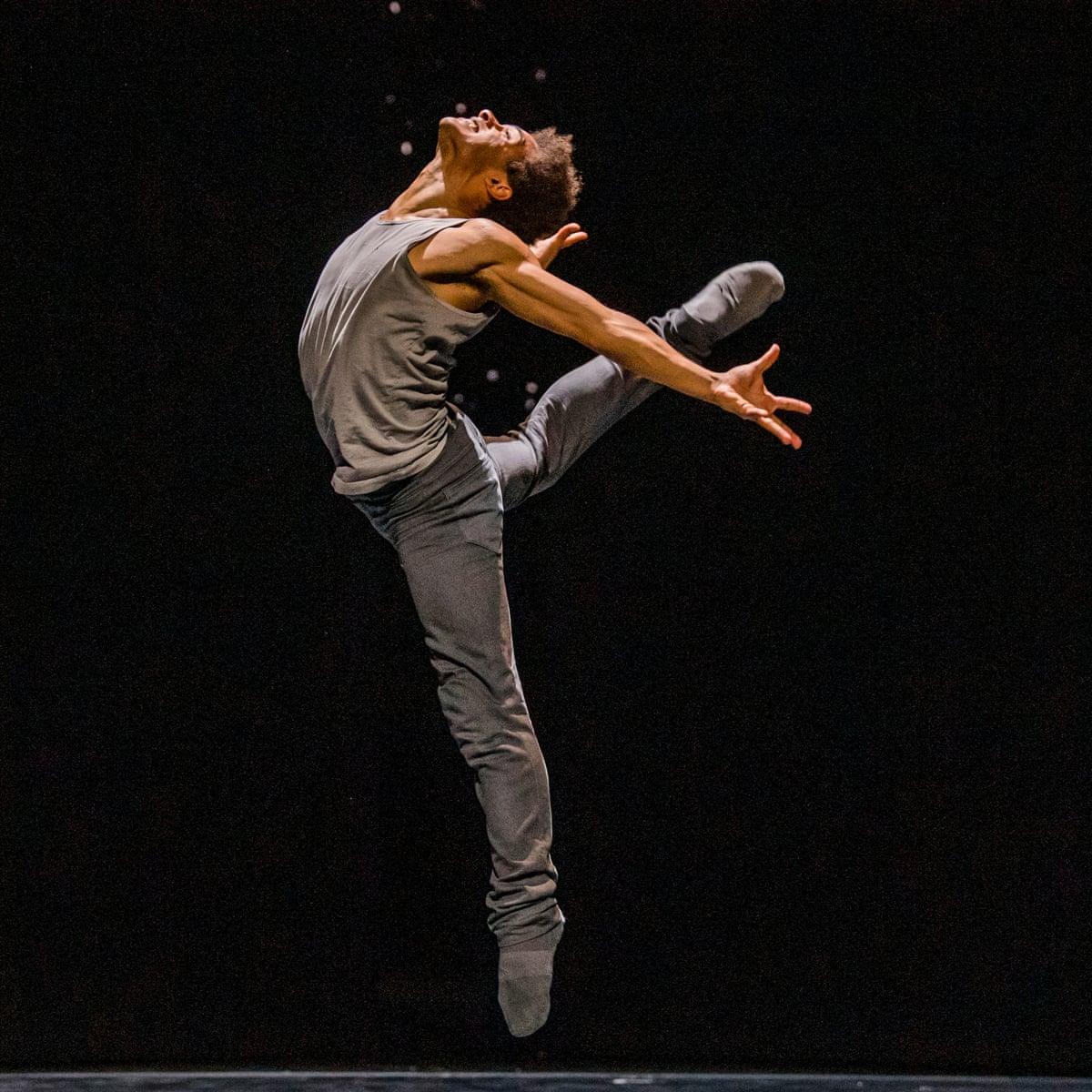 One Giant Leap Meet The New Generation Of Male Ballet Stars Stage The Guardian