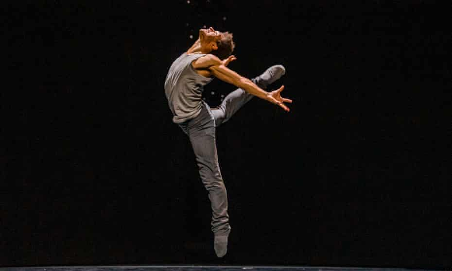 'So much more to explore' … Marcelino Sambé in Flight Pattern by the Royal Ballet.