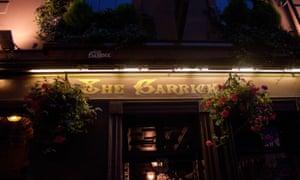 The Garrick pub, Belfast