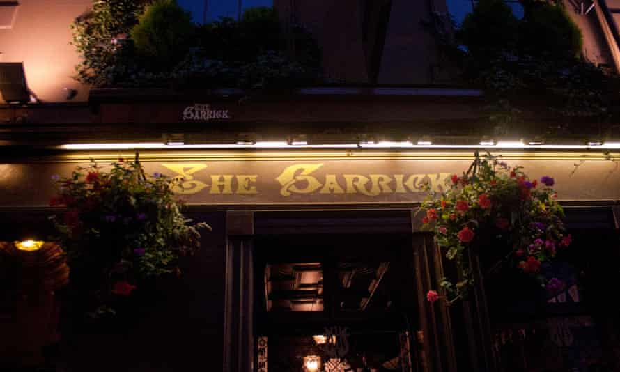 The Garrick pub, Belfast