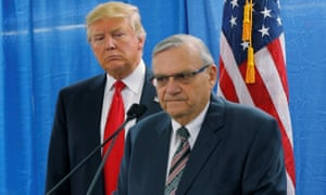 Arpaio, the self-styled 'toughest sheriff' in America, systematically abused his powers.