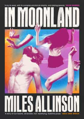 Cover image for In Moonland by Miles Allinson