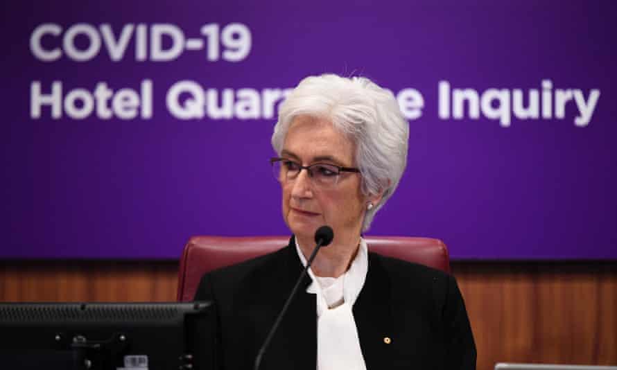 Victorian inquiry into hotel quarantine
