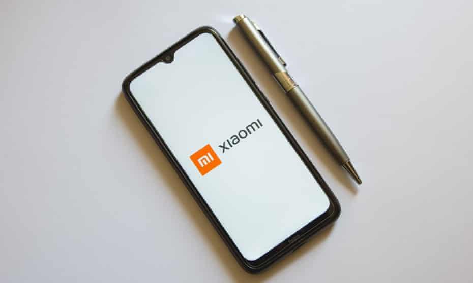 A Xiaomi phone