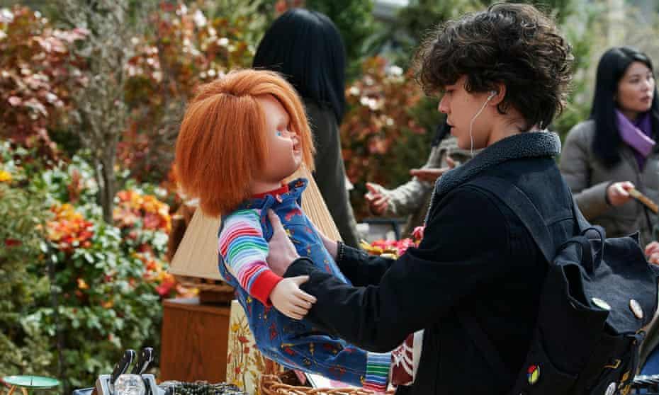 Zackary Arthur in Chucky
