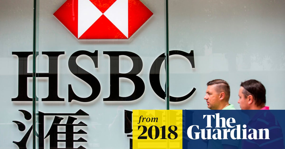 eece1debd HSBC profits more than double to $17.2bn | Business | The Guardian