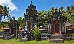 Rambut Siwi, temple, Bali, Indonesia