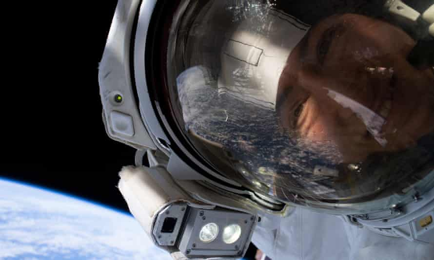 NASA astronaut Christina Koch. Only 11% of astronauts who made it to space have been women.