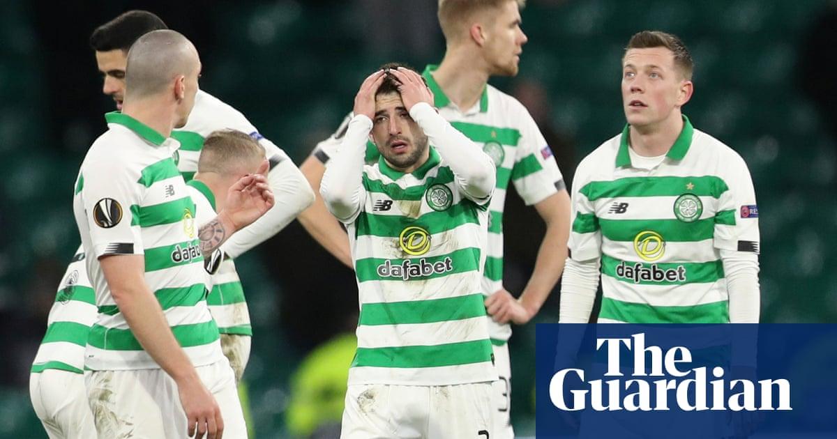 Copenhague entrega golpes de nocaut en la Europa League para lamentar el Celtic Fútbol americano 16