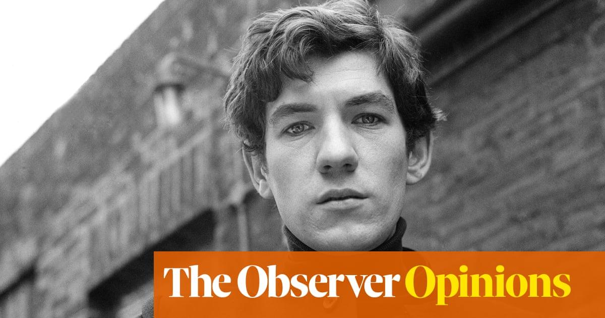 In lieu of Ian McKellen's own memoirs, a new biography offers revelations