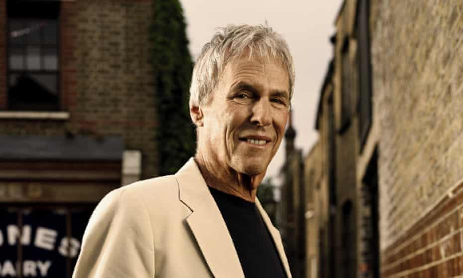 'Songwriting was hard then, but it's really hard now' ... Burt Bacharach.