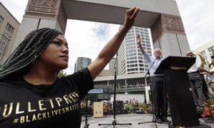 Black Lives Matter Bernie Sanders