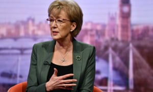 Andrea Leadsom on Andrew Marr