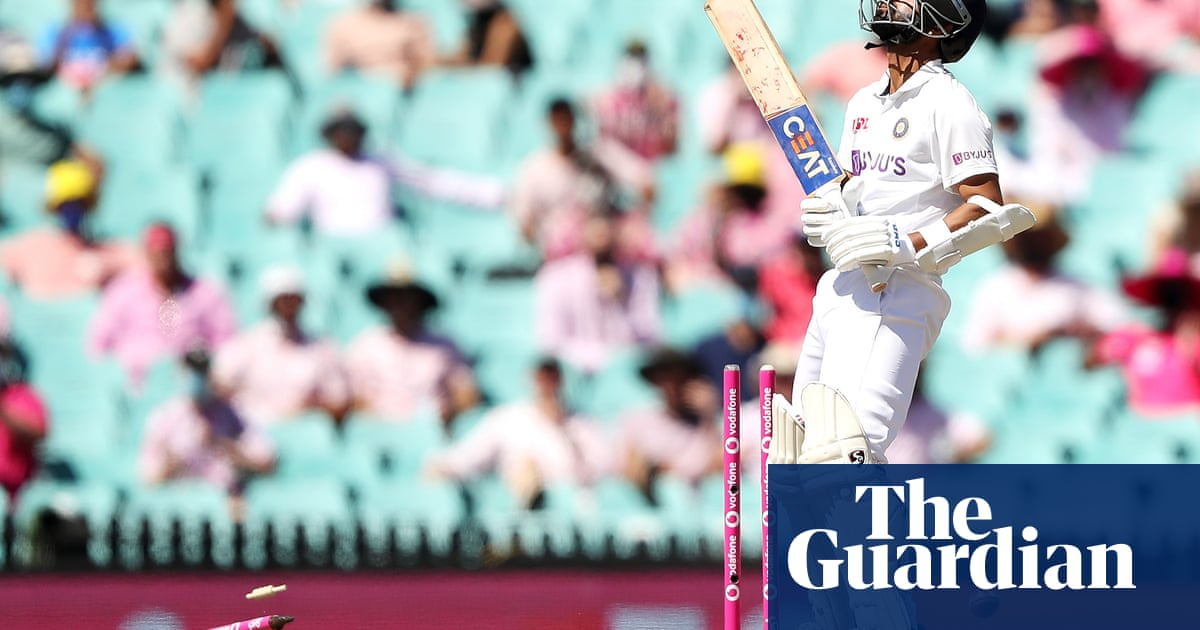 Australia take command of third Test against India at SCG