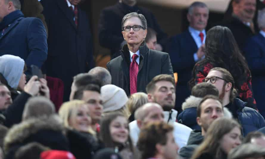John W Henry bought LIverpool partly because of the financial fair play rules.