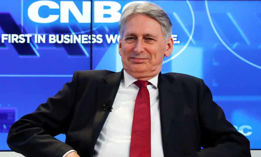 Philip Hammond said the government would seek only 'modest' changes in its relationship with the EU.