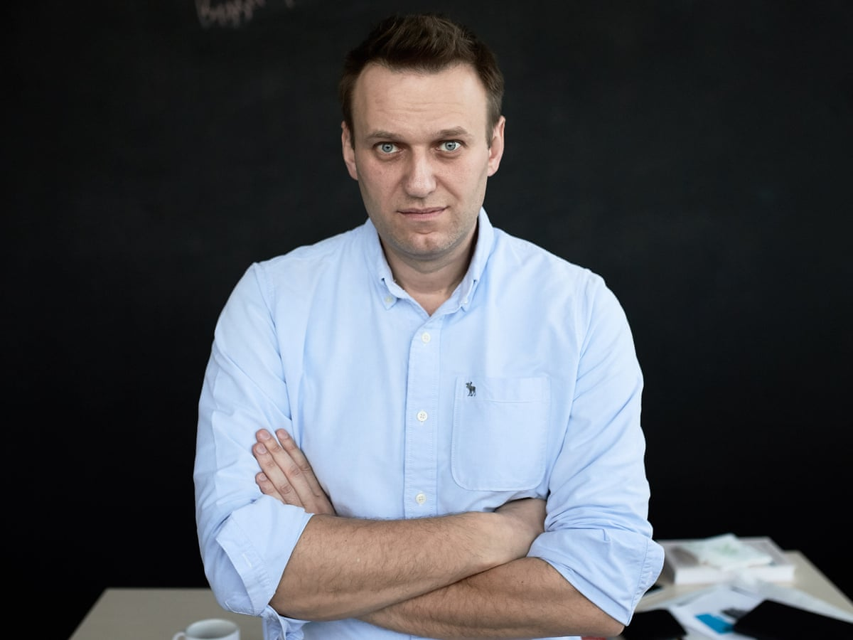 Alexei Navalny on Putin's Russia: 'All autocratic regimes come to an end' |  Alexei Navalny | The Guardian