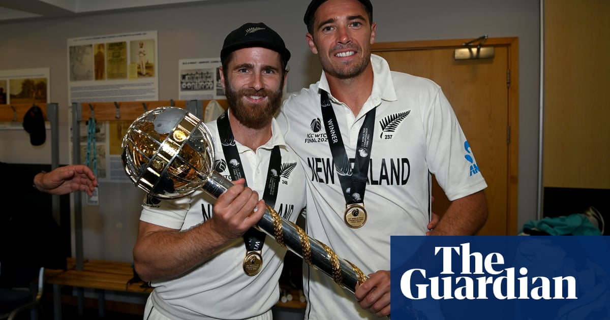 World Test Championship a glorious tribute to cricket's ridiculous allure | Andy Bull