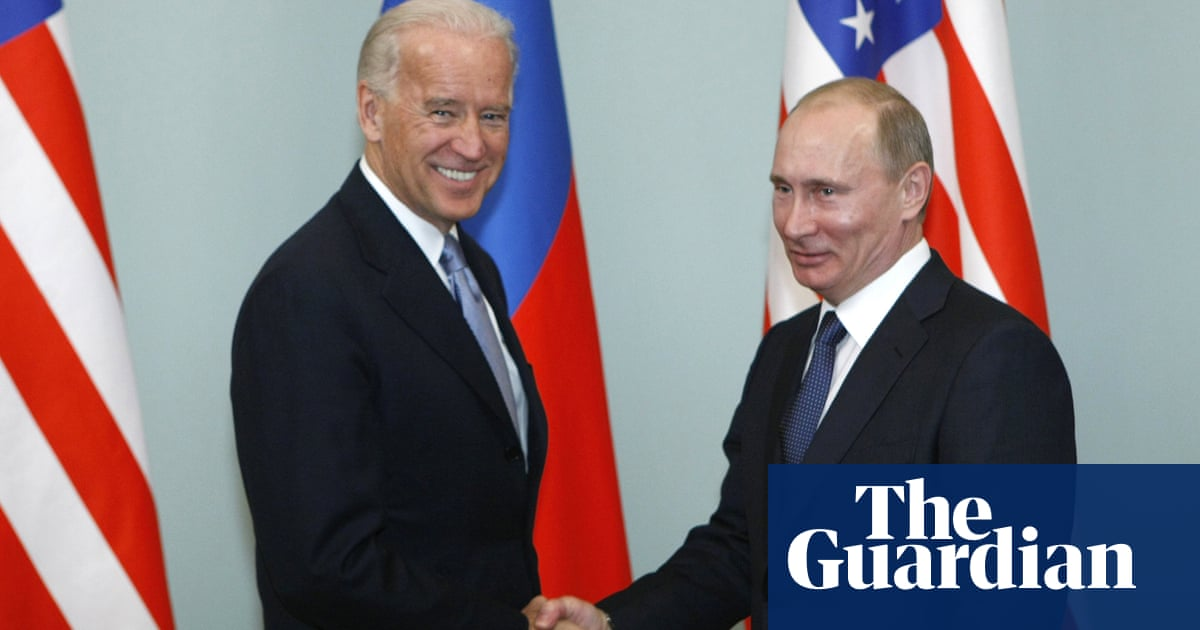 Biden says Putin has 'no soul' and will pay a price for election interference – video