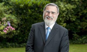 Lord Sacks in 2013.