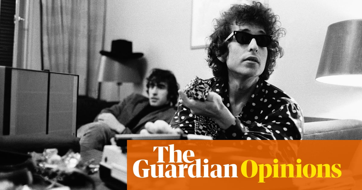 Bob Dylan is 80. Happy birthday to the man who taught me about gratitude – and shame