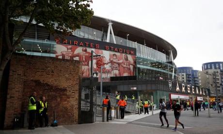 Arsenal v Vorskla Poltava: Europa League – live!