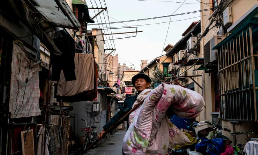 Laoximen, Shanghai's oldest neighbourhood.