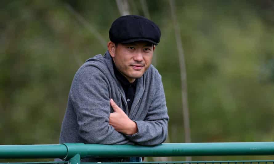 Birmingham's chief executive, Xuandong Ren, pictured last September.