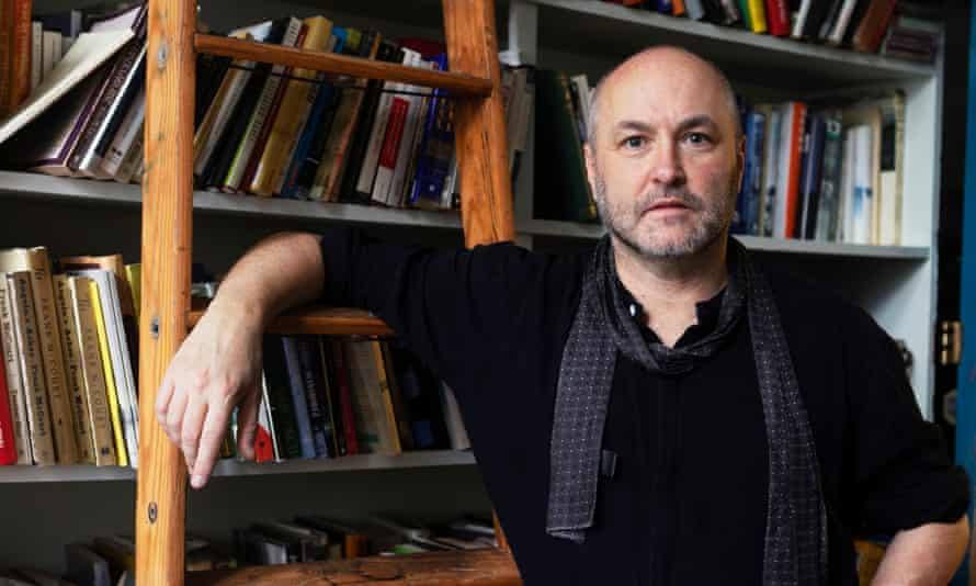 'I adore Michael Ondaatje's Coming Through Slaughter' … Colum McCann.
