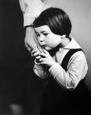 Mother's Hand by Antanas Sutkus (1966)