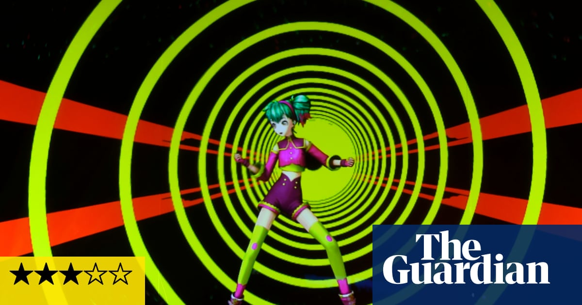 Hatsune Miku review – hologram star fires up crowdsourced power pop