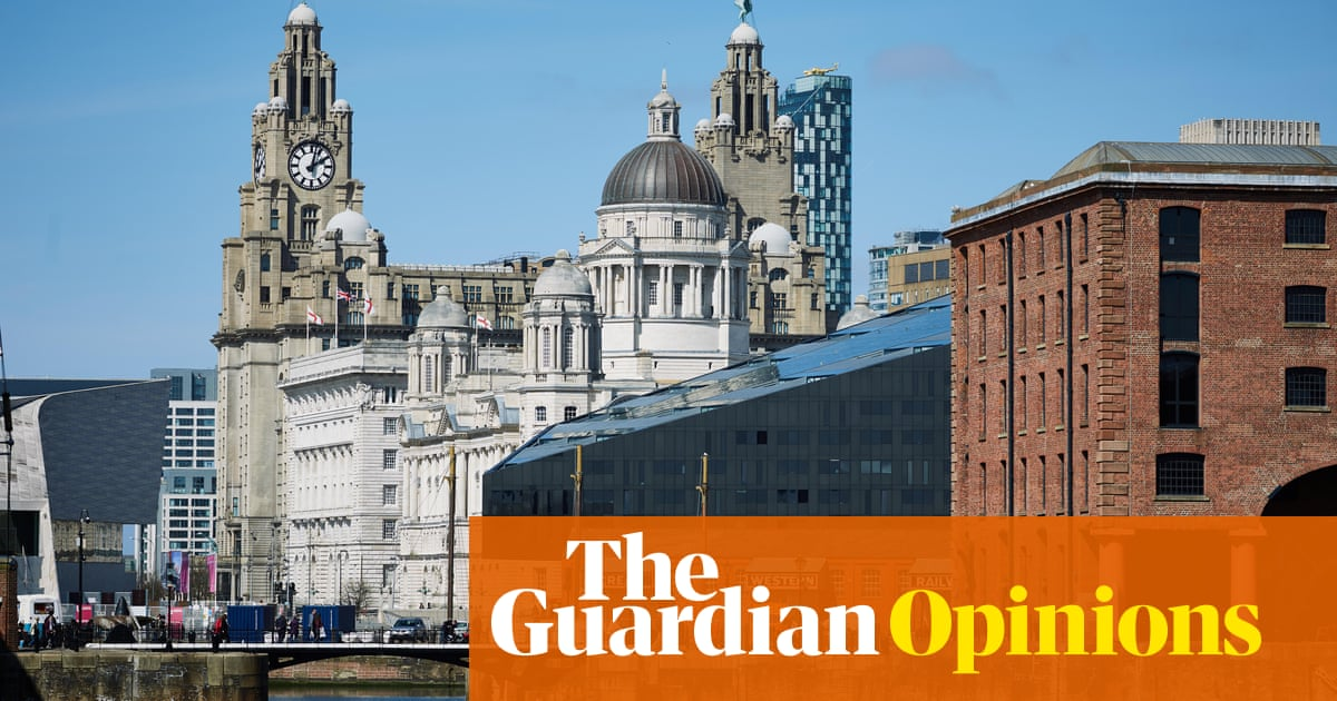 Liverpool is a remarkable city. Its people deserve better than shoddy governance