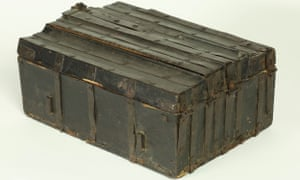 Moveable type … the 500-year-old book coffer acquired by the Bodleian.