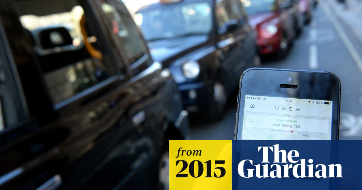 Boris Johnson accuses Uber of 'systematically breaking the law'