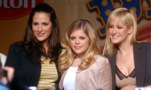 The Chicks in 2003.
