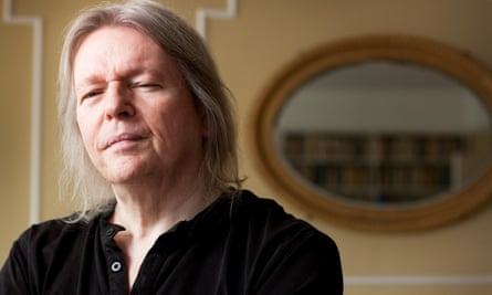Christopher Hampton: 'I think the absence of the author's personality is a boon.'