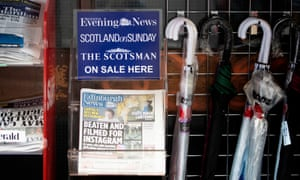 Scotsman group titles