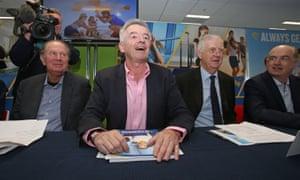 Ryanair faces shareholders as crisis over pilot shortages escalates.