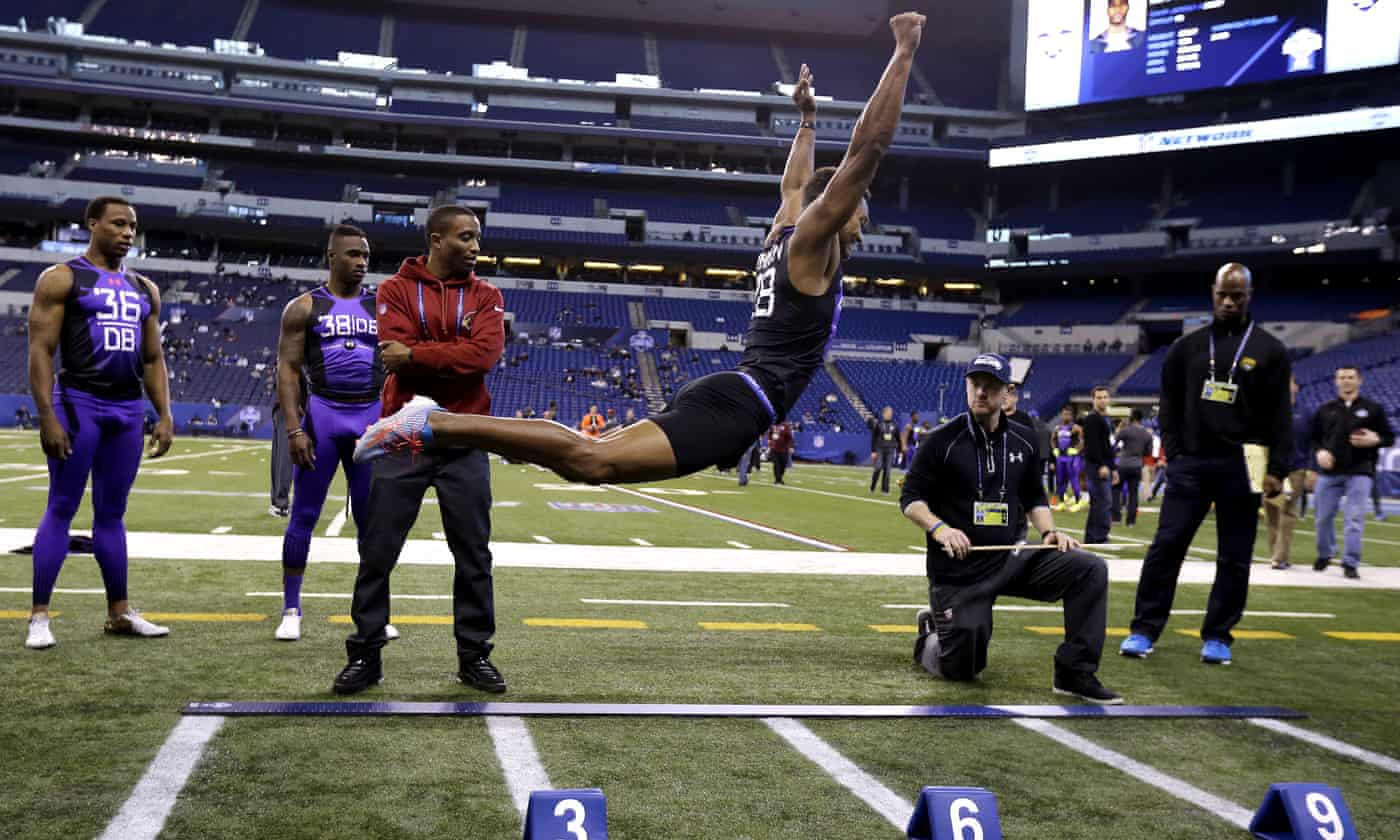 The NFL combine: an ethically dubious meat market wrapped in junk science