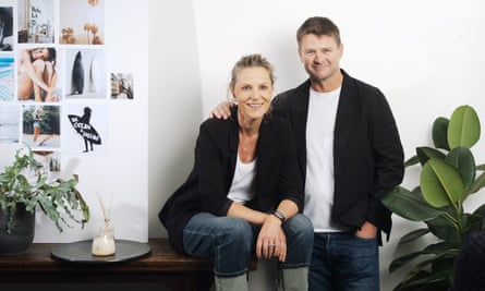 Mandy Watkins and Rupert Youngman run Hush together, and own 100% of the business.
