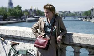 A bridge too far … Mélanie Thierry in Memoir of War.