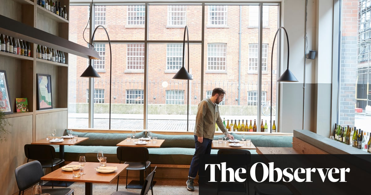 Erst, Manchester: 'One of the best meals of the year' – restaurant review