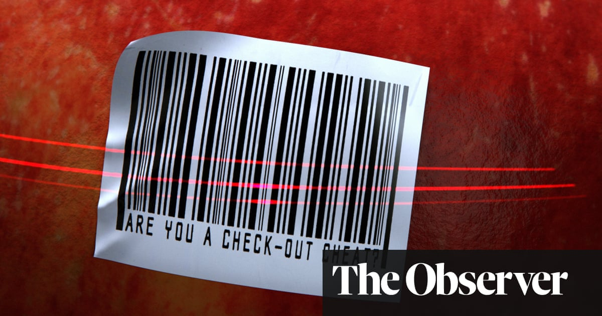 Nation of shoplifters: the rise of supermarket self-checkout scams