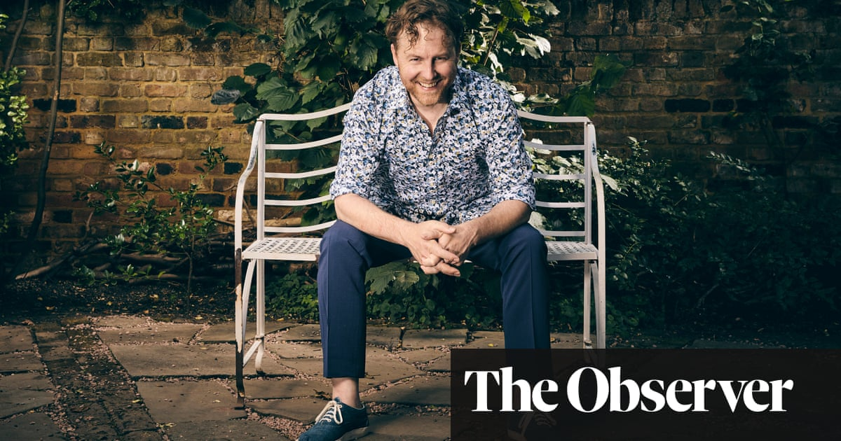 Samuel West: 'On screen I mostly play evil members of the establishment or Victorian perverts'