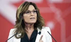Sarah Palin speaks at CPAC