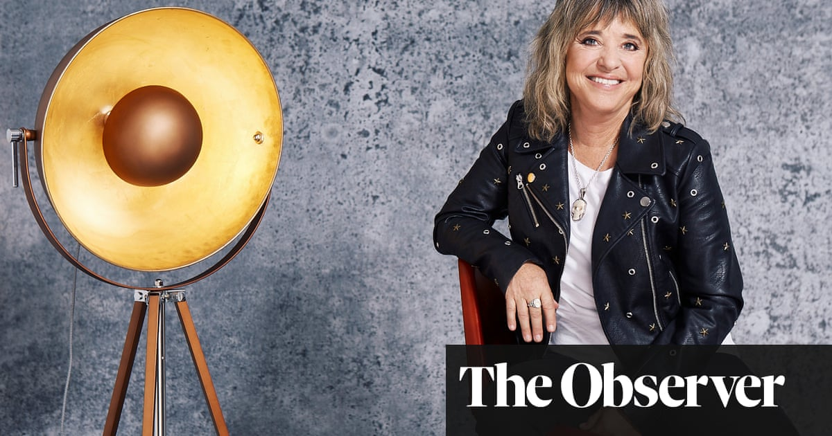 Suzi Quatro: 'I'll never be too old to wear a jumpsuit'