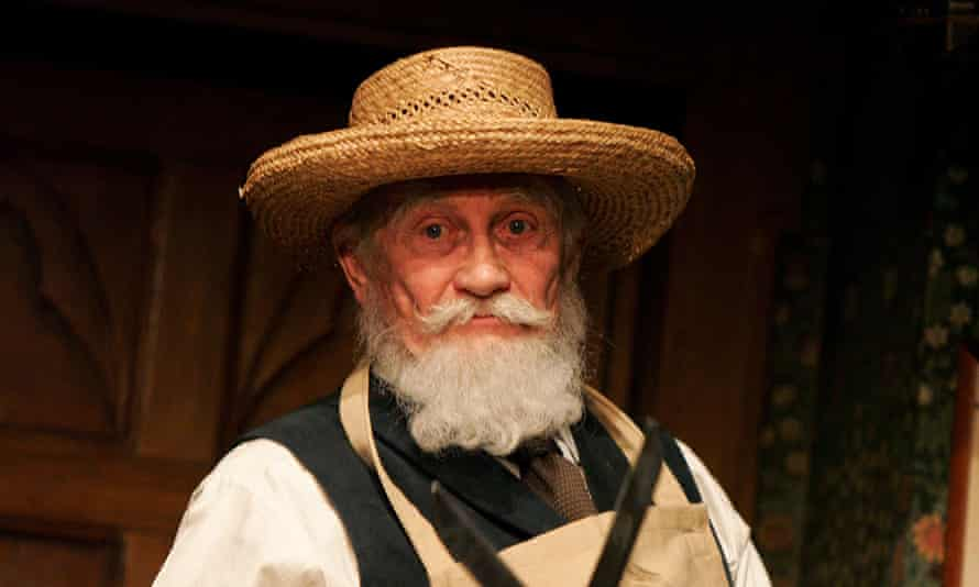 Roy Dotrice The Best of Friends at the Hampstead theatre in 2006.